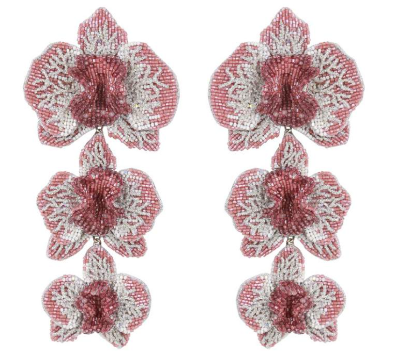 Deepa Gurnanin Edyn Earrings