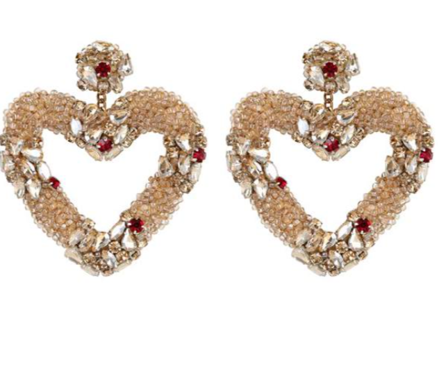 Deepa Gurnani Juliette Earrings