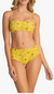Boys + Arrows Hezeus Swim Top in Yellow Poppy Floral Print