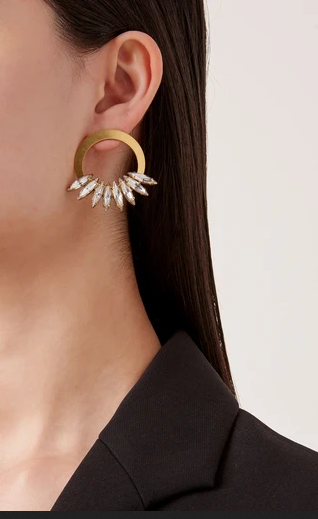 Elizabeth Cole Frederica Earrings