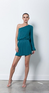 Karina Grimaldi Loli One Shoulder Dress
