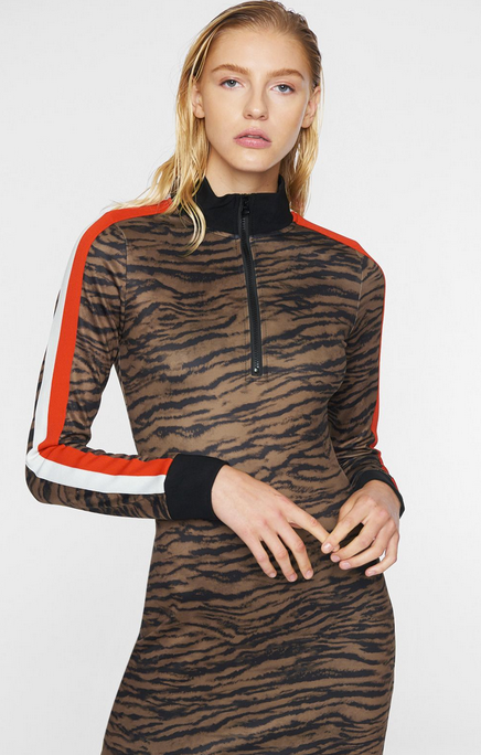 Pam & Gela Tiger Track Dress