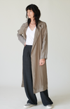 Stateside Cupro Duster Jacket
