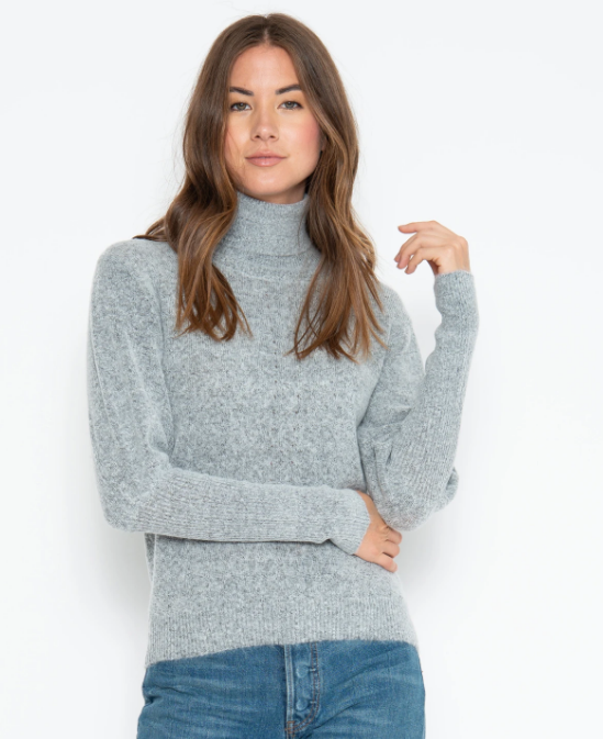 One Grey Day Leighton Top