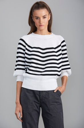 Sundays Bailey Striped Sweater