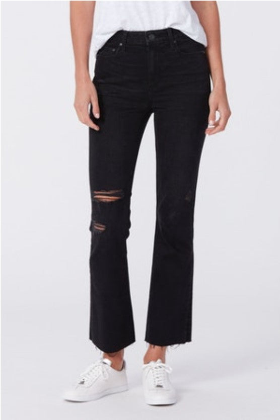 Paige Claudine Jeans in Slater Destructed