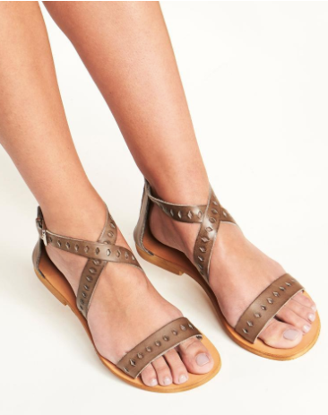 L Space By Cocobelle St Croix Sandal in Brown