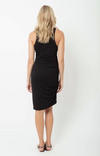 Tyler Jacobs Riviera Dress in Black