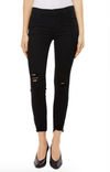 J Brand 835 Mid Rise Crop Skinny in Over Exposure