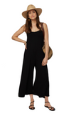 Rachel Pally Victoria Jumpsuit in Black