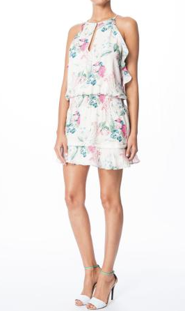 Parker Williame Dress in Mellow Meadow