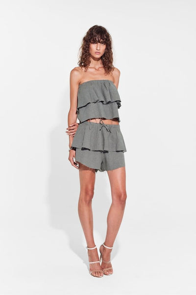 Sir the Label Stefi Layered Short