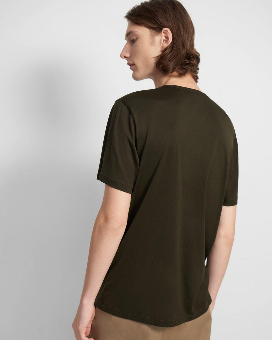 Theory Precise Tee in Grove