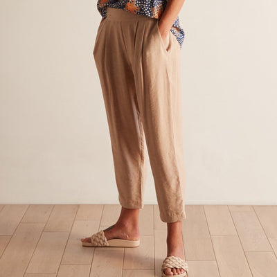The Odells Pleat Front Pants