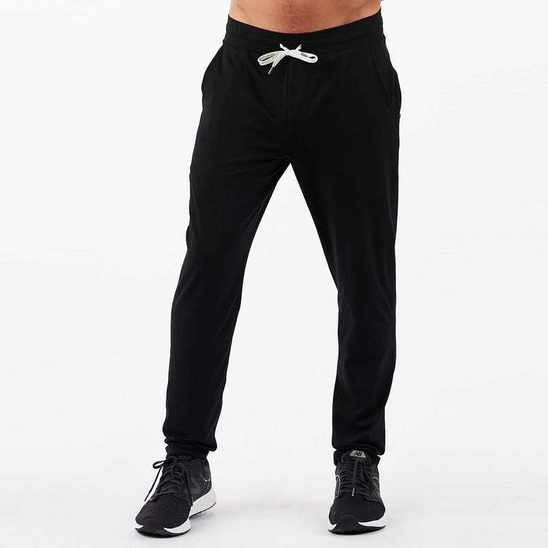 Vuori Performance Pant in Black