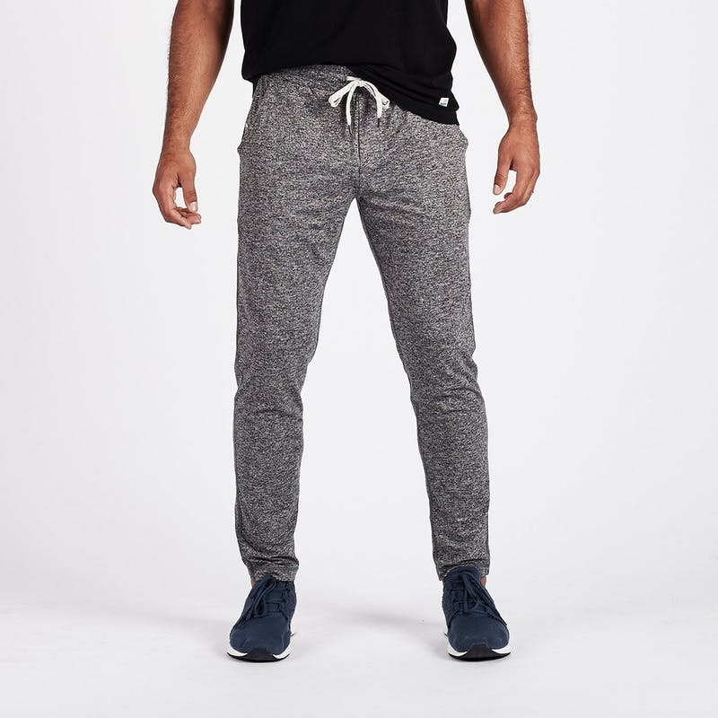 Vuori Performance Pant in Heather Grey