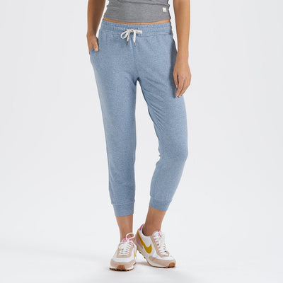 Vuori Performance Joggers in Cloud Heather