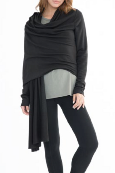 Estilo Wrap - Black - Estilo Boutique