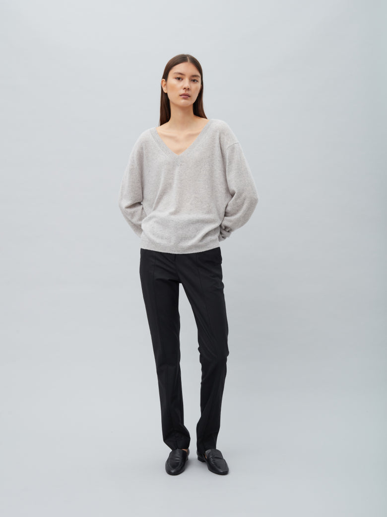 People's Republic of Cashmere V Neck Sweater