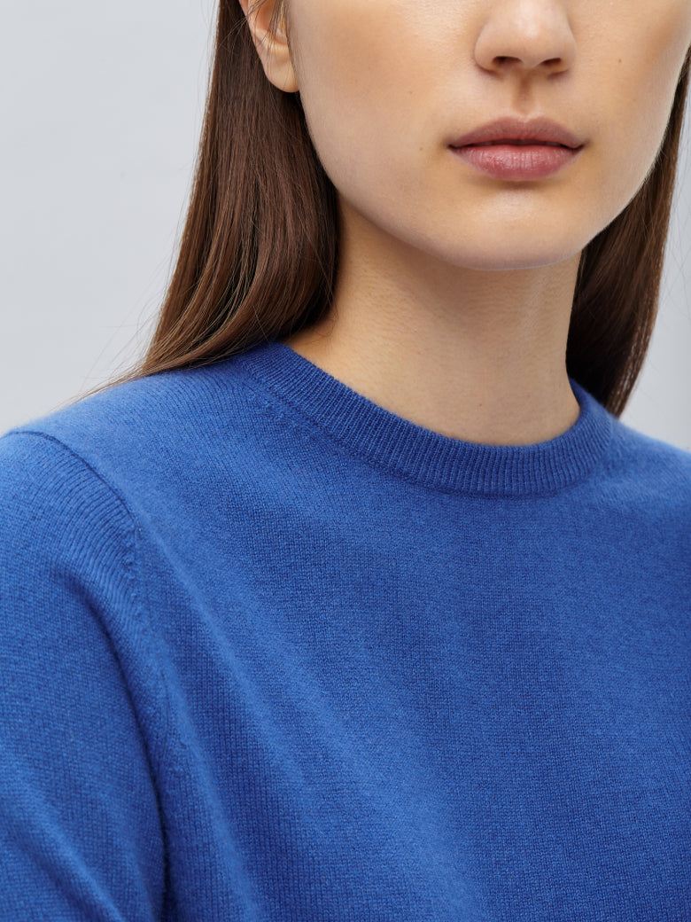 People's Republic of Cashmere Azure Top