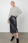 Rails Berlin Skirt in Black Tide