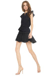 Misa Lilian Dress in Black