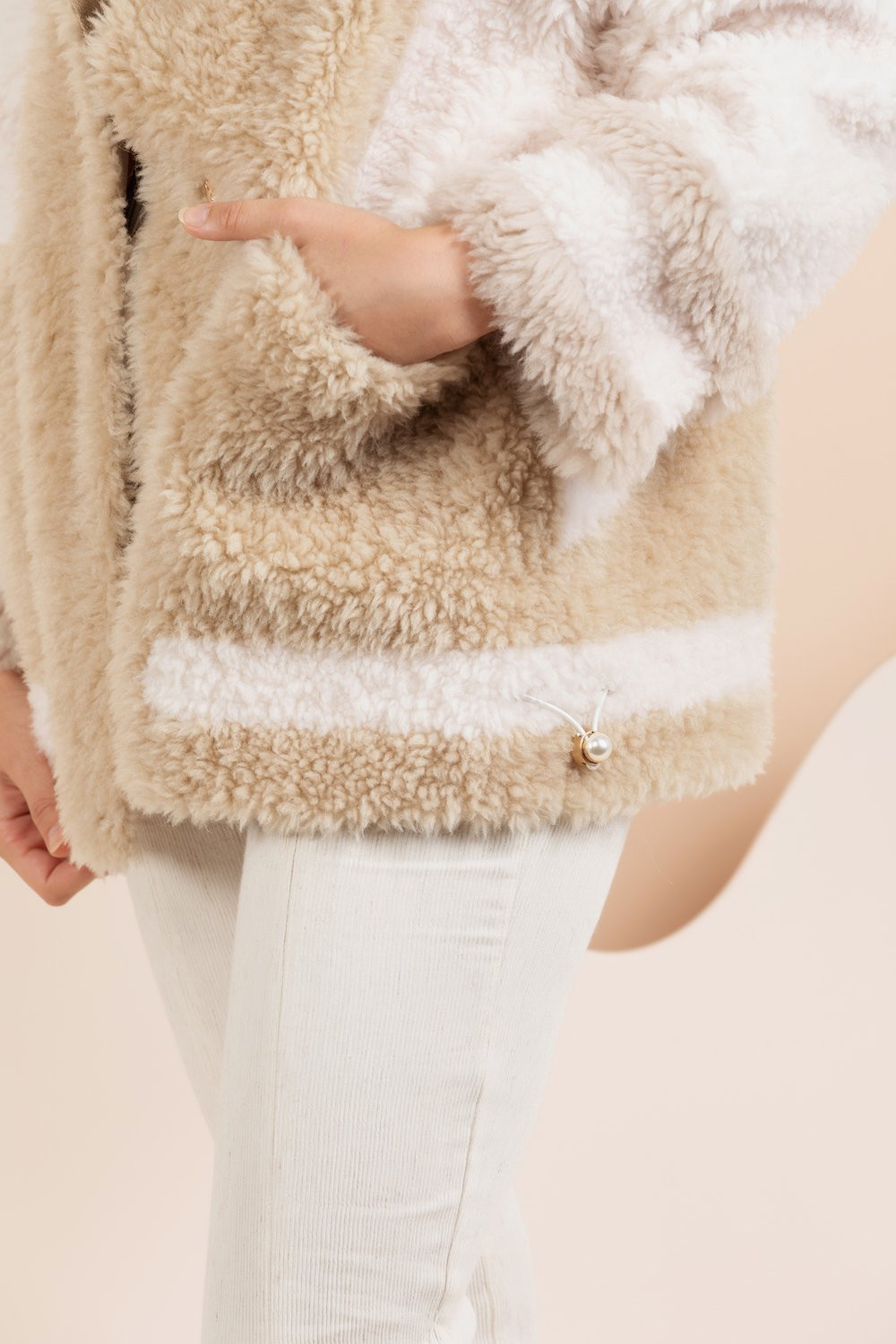 Bubish Ellie Teddy Coat