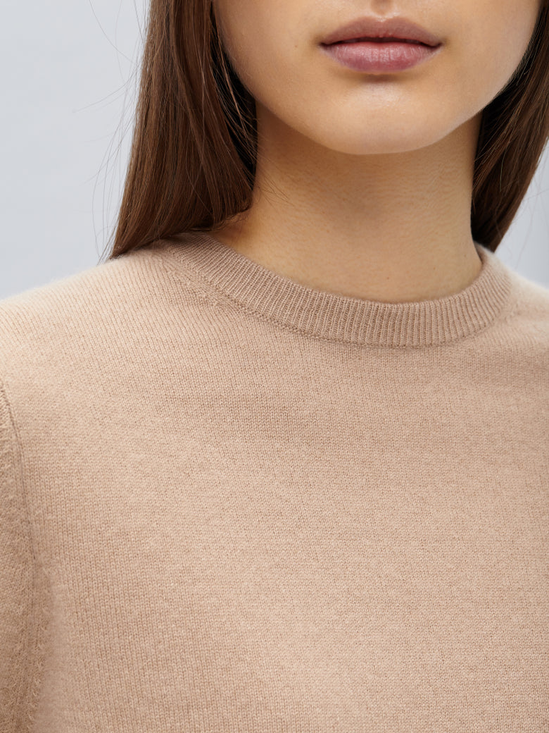People's Republic of Cashmere Camel Sweater
