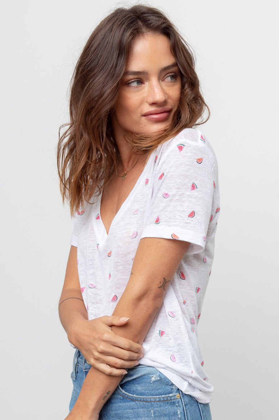 Rails Cara T Shirt in Watermelons