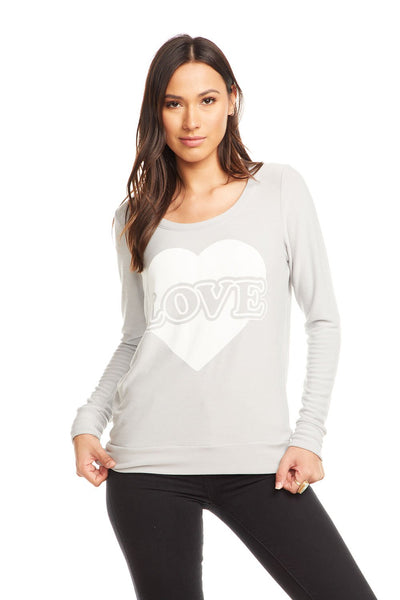 Chaser Big Love Sweatshirt