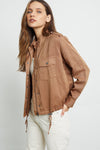 Rails Collins Jacket in Almond