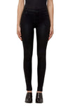 J Brand Maria High Rise Super Skinny in Cristalline