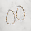 Carolyn Keys Etta Hoop Earrings