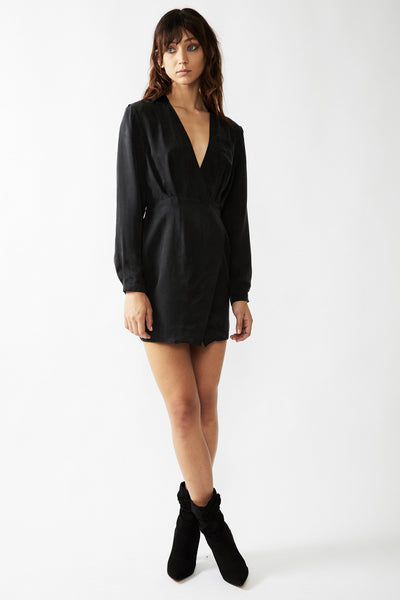TF Essential Cross Shirt Dress