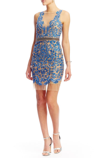Nicole Miller Illusion Dress - Estilo Boutique