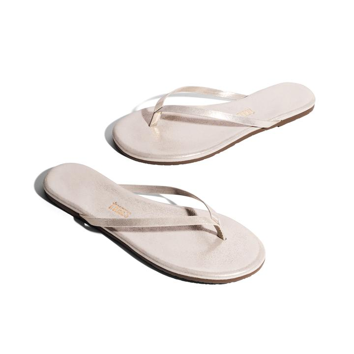 TKEES Angel Wings Flip Flops