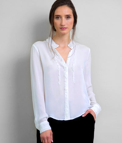 Go Silk Downtown Abbey Top