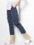 Go Silk Utility Pants in Midnight