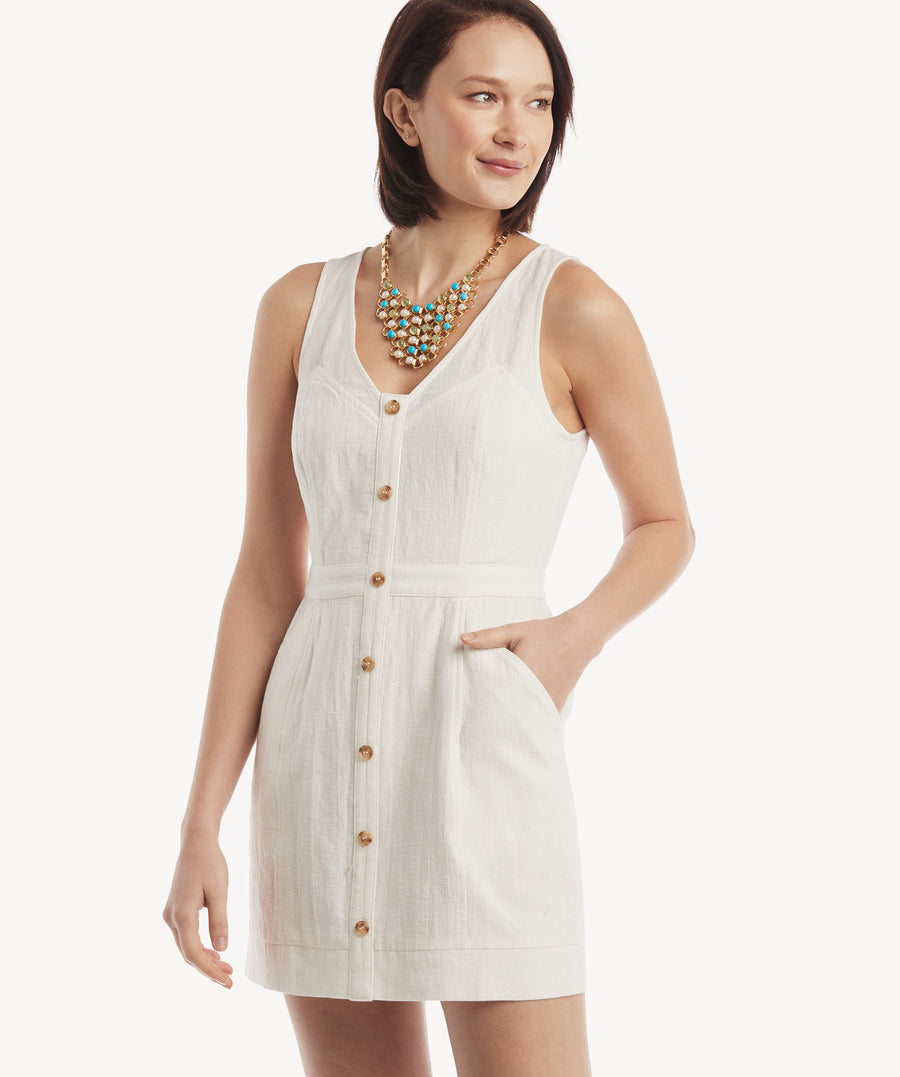 Greylin Althea Button Up Dress