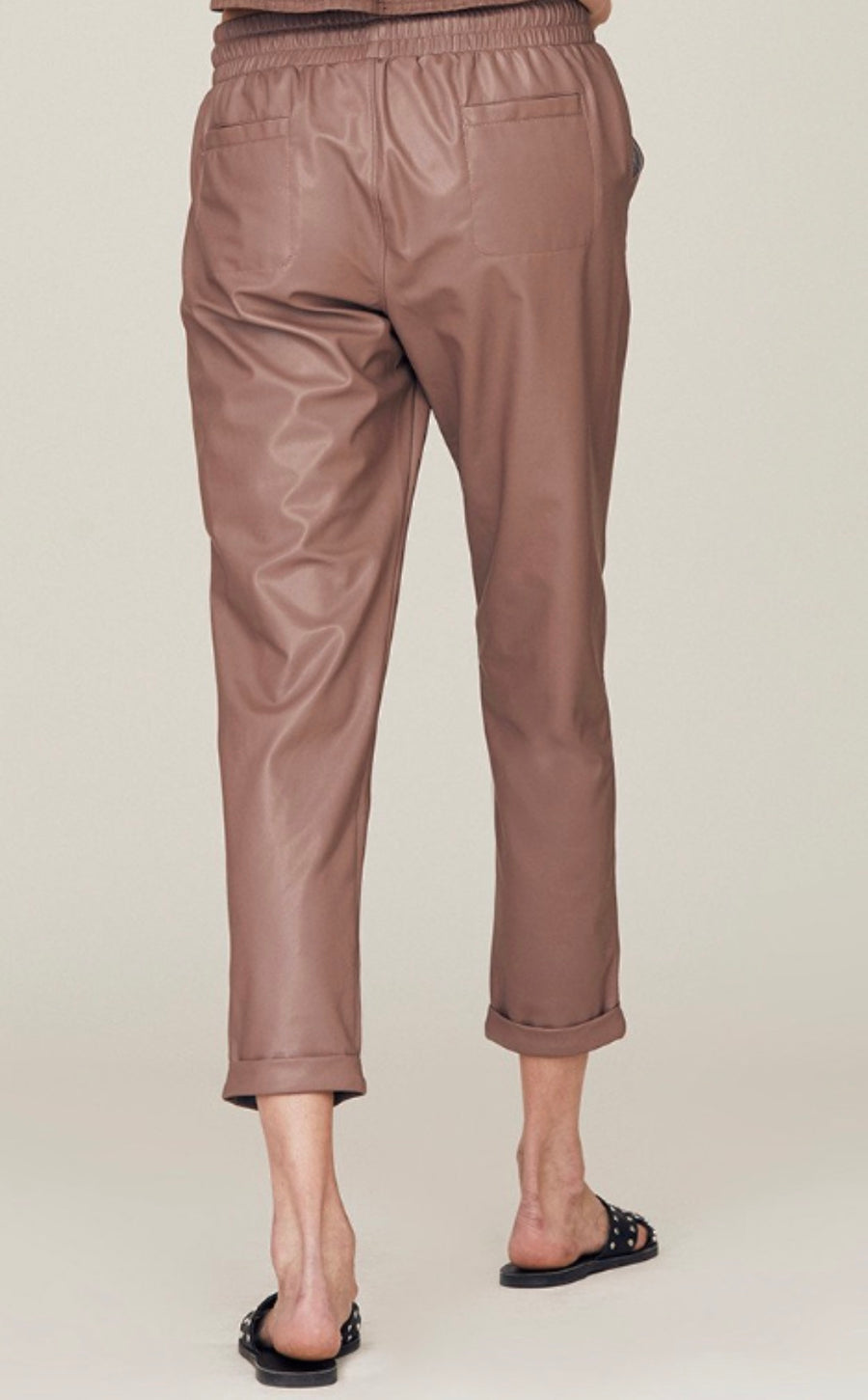 David Lerner Hutton Cuffed Joggers