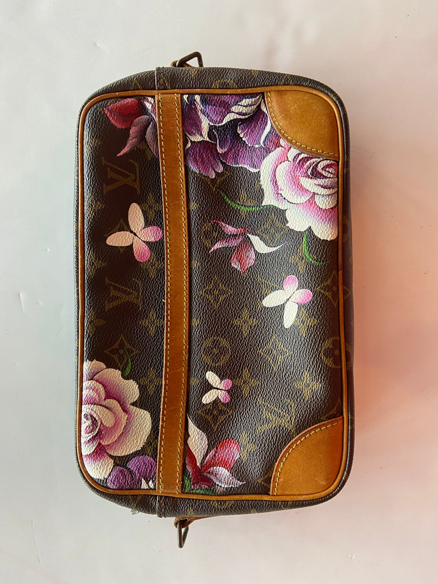 New Vintage Louis Vuitton Blush Bloom Bag