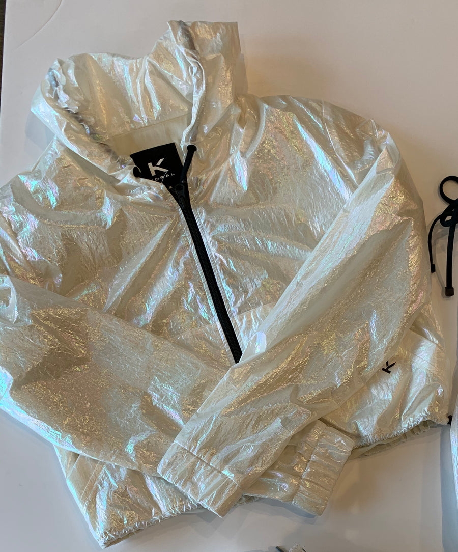 Koral Iridescent Jacket