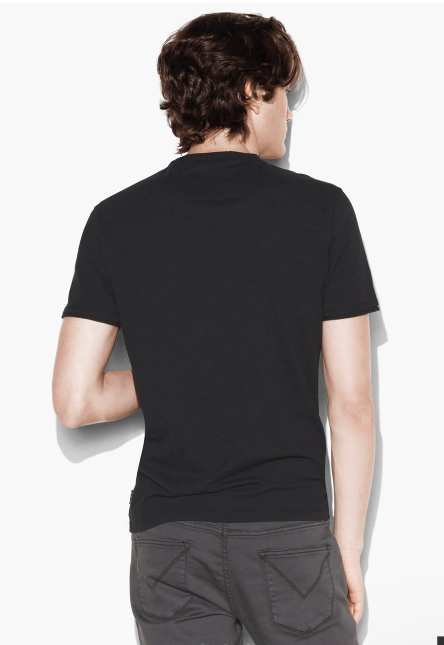 John Varvatos Raw Edge V Neck
