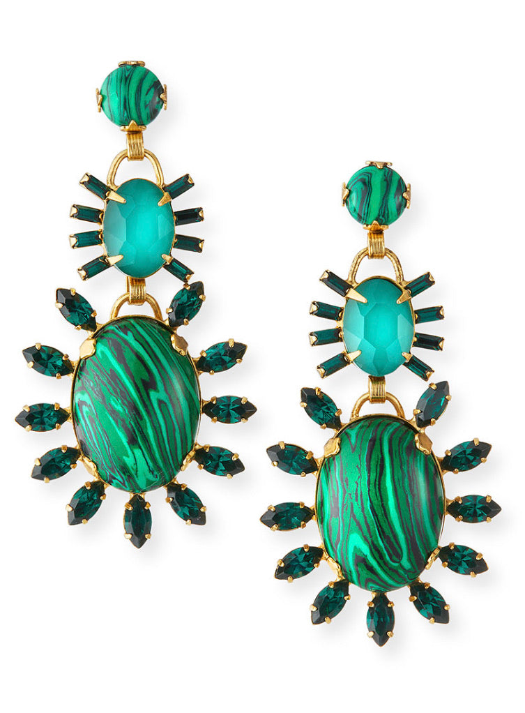 Elizabeth Cole Landyn Earrings