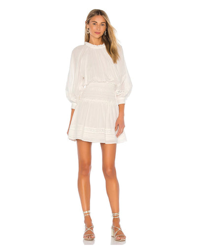 Cleobella Hayden Dress in White