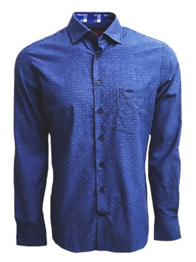 Georg Roth Dot Print L/S Shirt