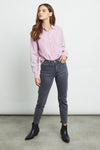 Rails Ingrid Raw in Pink Acid Wash