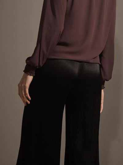 Krisa Pull on Wide Leg Pants