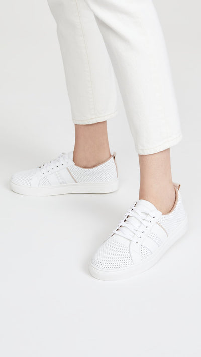 Kaanas Ithaca Perforated Sneaker