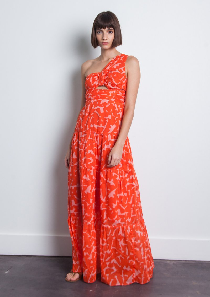 Karina Grimaldi Lola Maxi Dress